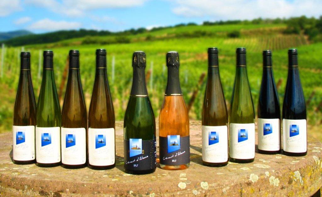 gamme des vins Christian Schwartz