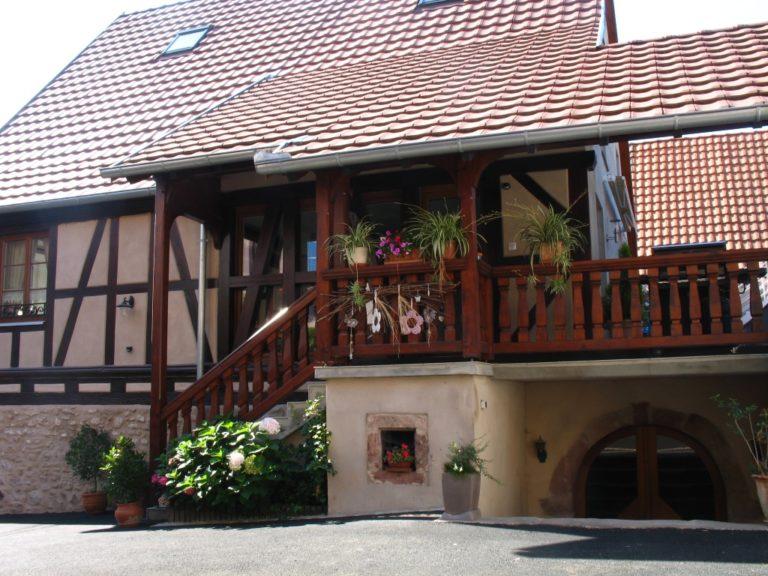 Gîte Christian Schwartz Alsace