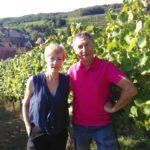 Claudine et Christian Schwartz